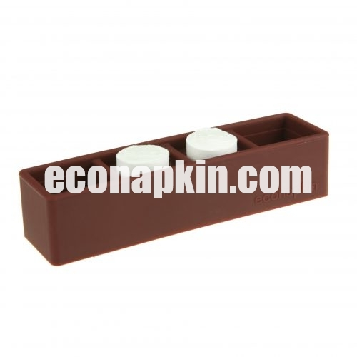 Econapkin Compressed Double Napkin Holder