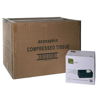 compressed napkins, bulk buy, save $$$