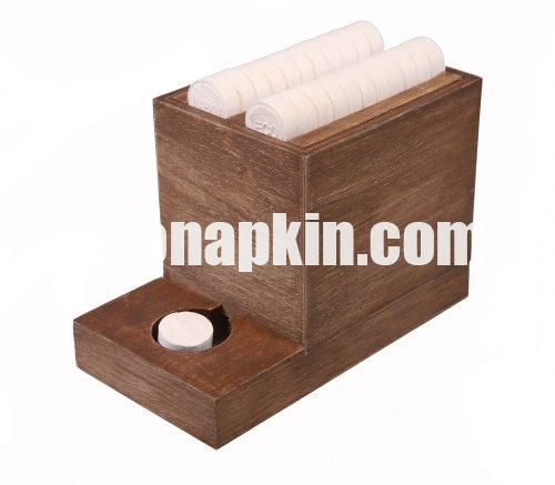 oshibori dispenser