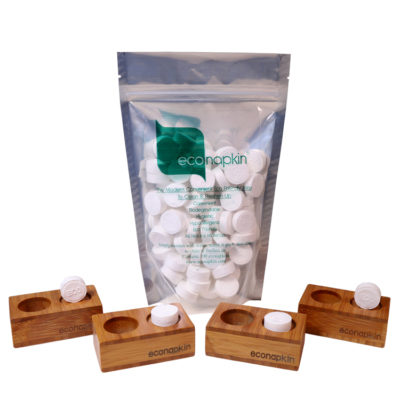 compressed napkins oshibori